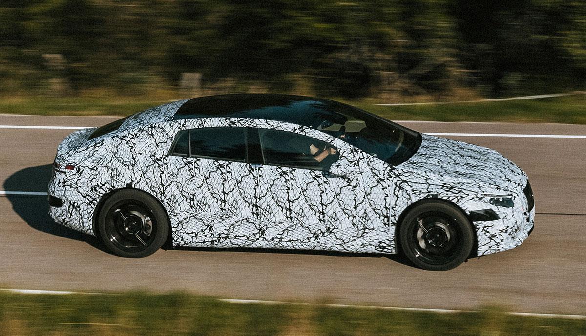 Mercedes-EQS-Prototyp