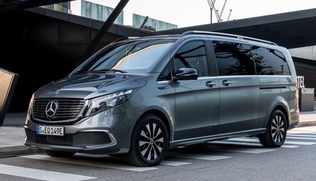Mercedes-EQV