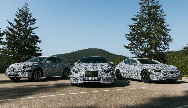 Mercedes-Prototypen