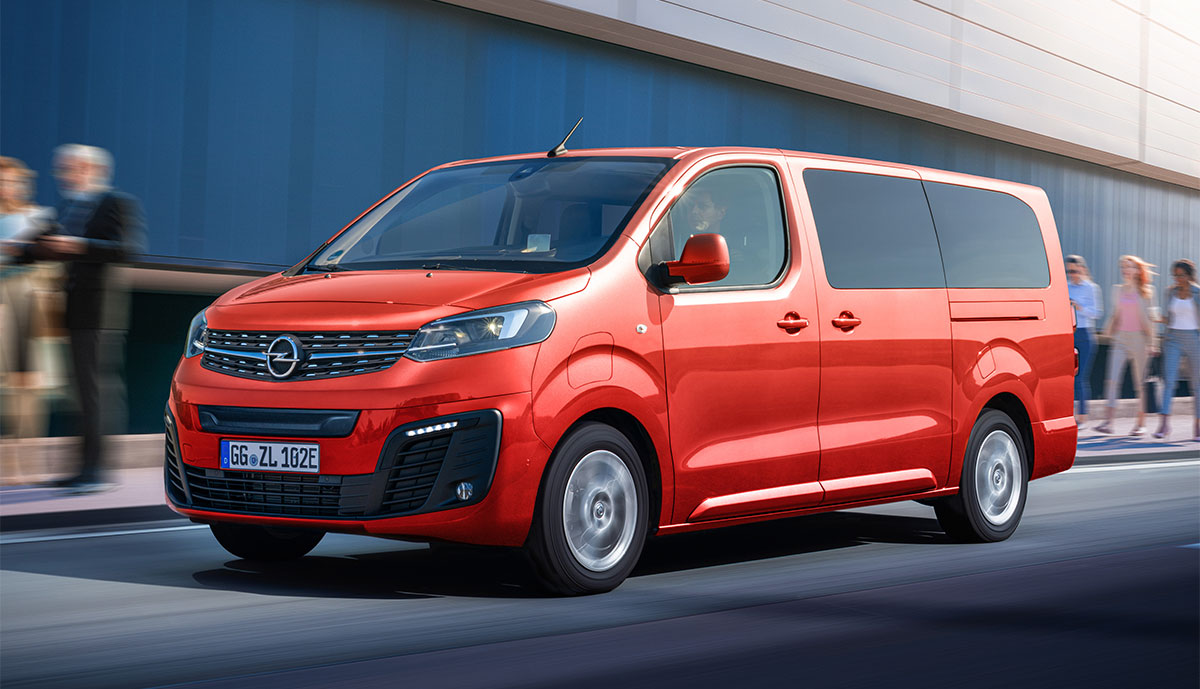Opel testet Wasserstoff Autos