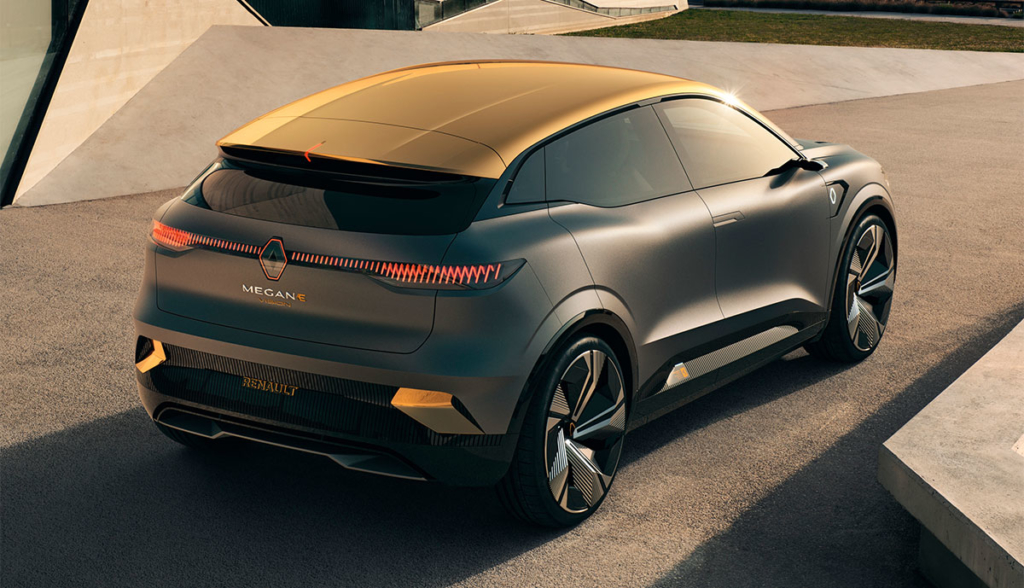 Renault Megane eVision-2020-2
