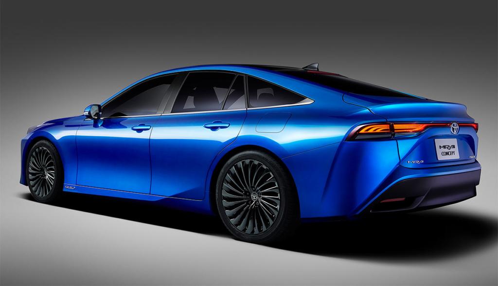 Toyota Mira 2020-2