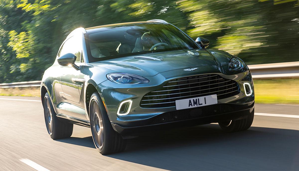 Aston Martin Will 20 Prozent Stromer Anteil Im Jahr 2024 Ecomento De