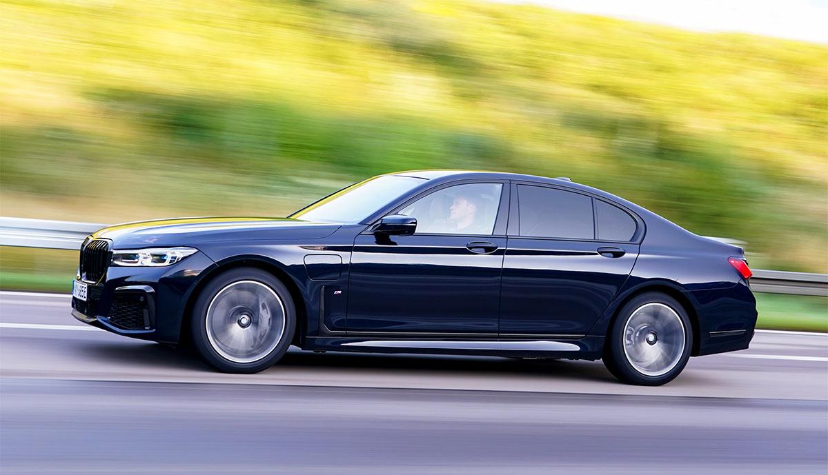 BMW-745e