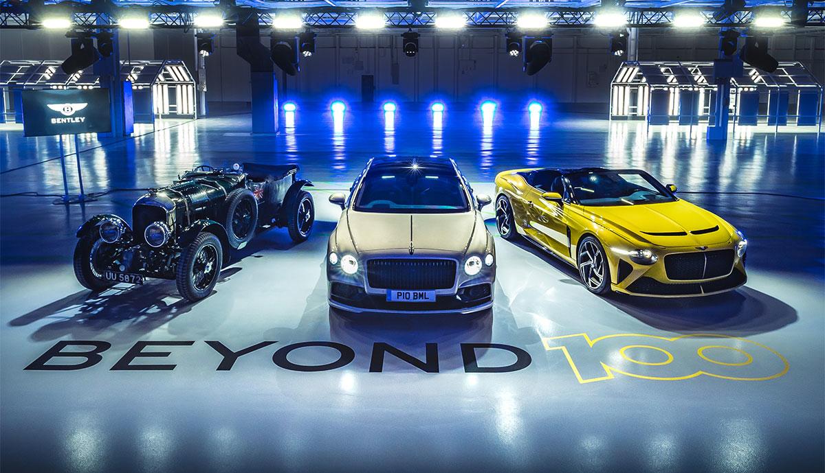 Bentley-Beyond100