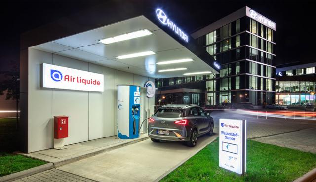 Hyundai-Nexo-tank-Wasserstoff