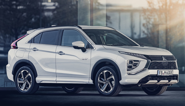 Mitsubishi Eclipse Cross Plug-in Hybrid-2020-2