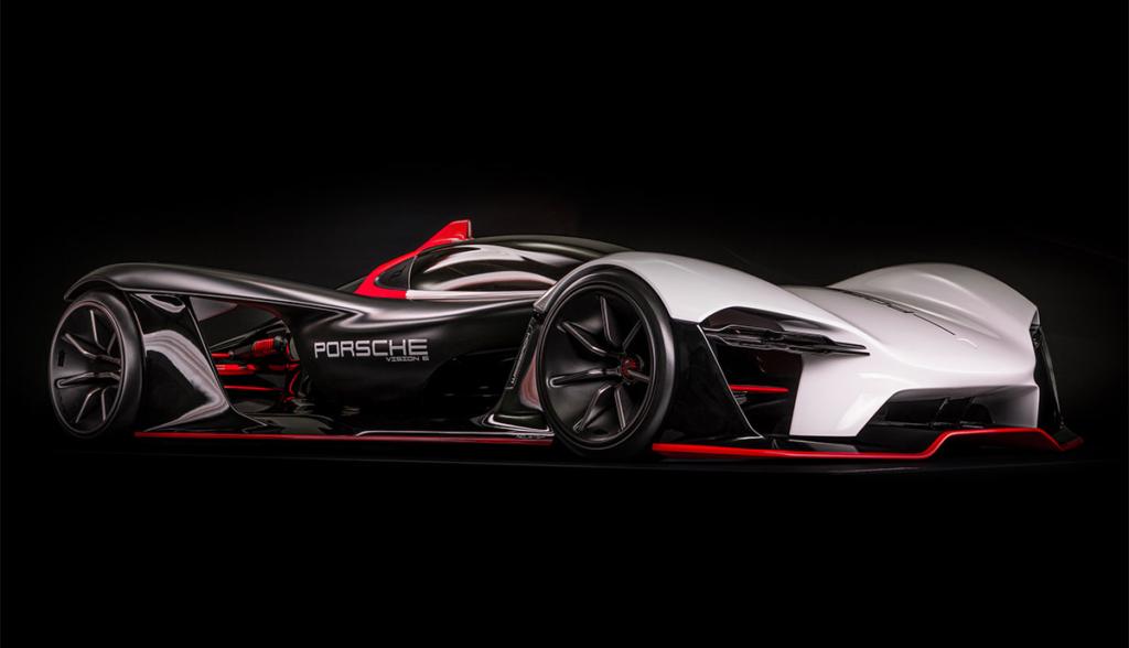 Porsche-Vision-E-(2019)