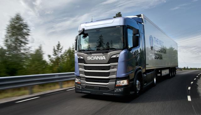 Scania-Lkw