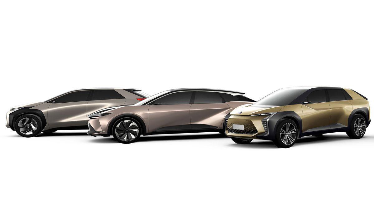 Toyota-Elekroauto-Konzepte