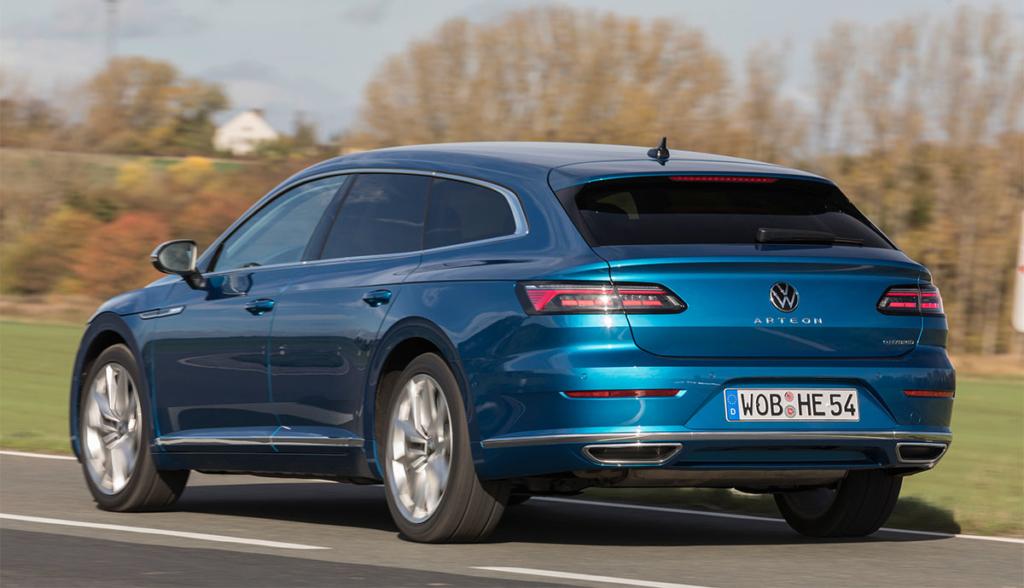 VW Arteon-Shooting-Brake-eHybrid-2020-13