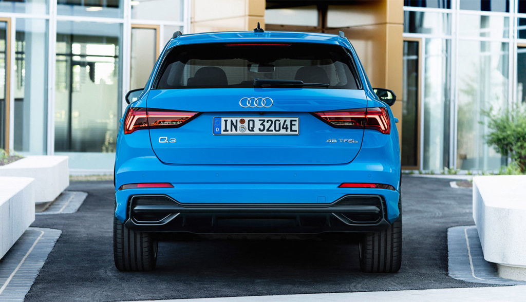 Audi Q3 45 TFSI e-4