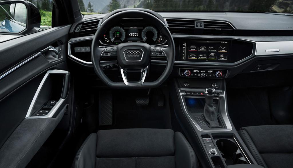 Audi Q3 45 TFSI e-5