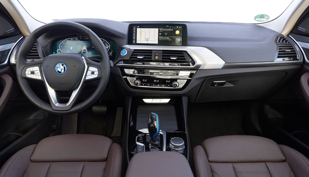 BMW iX3-2020-5