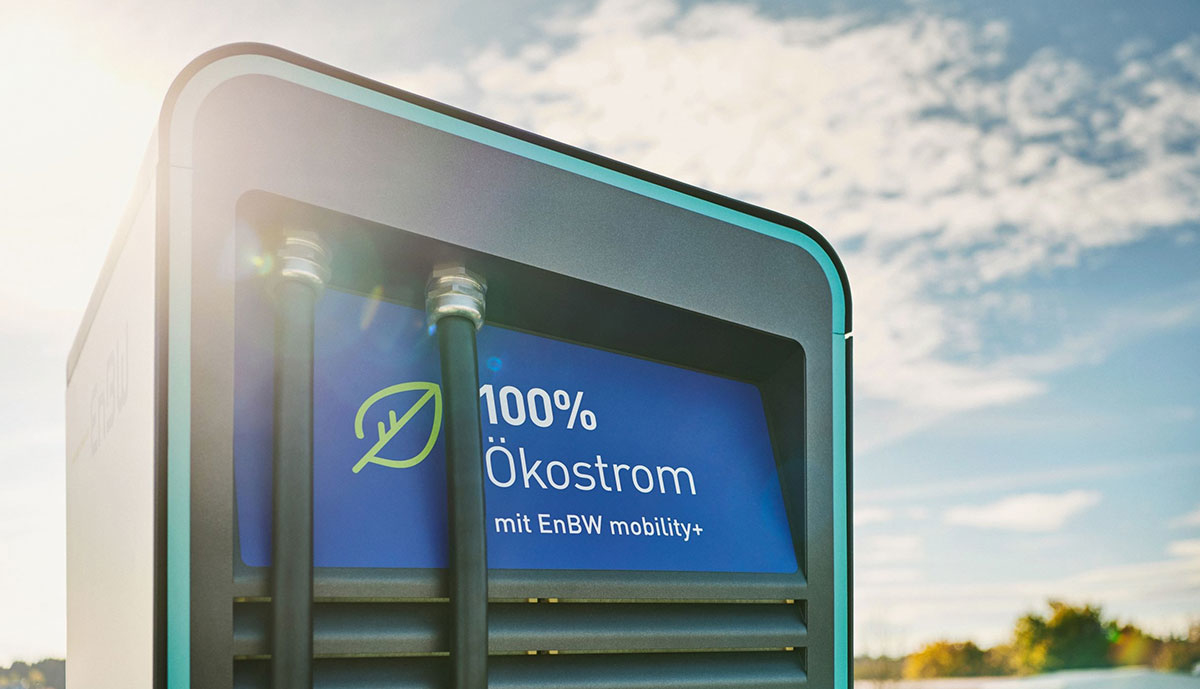 EnBW-DM-Ladestationen