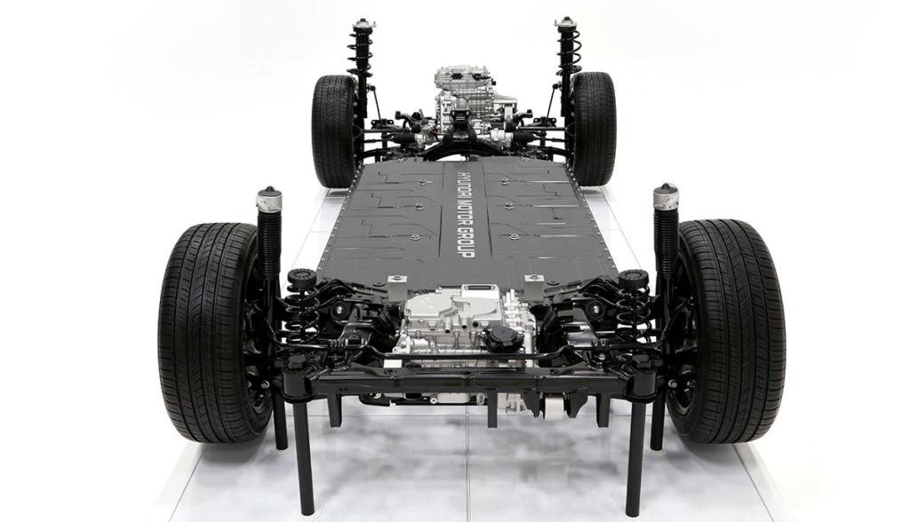 Hyundai E-GMP-Plattform-2020-2