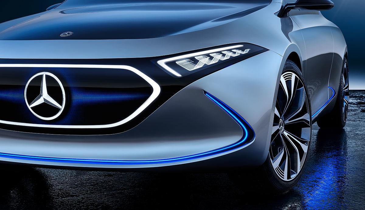 Mercedes-EQA-Concept