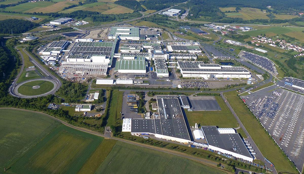 Mercedes-Werk-Hambach