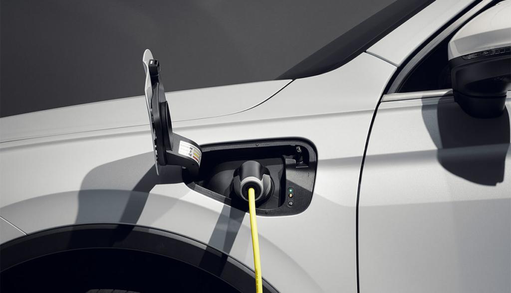 VW Tiguan eHybrid-4