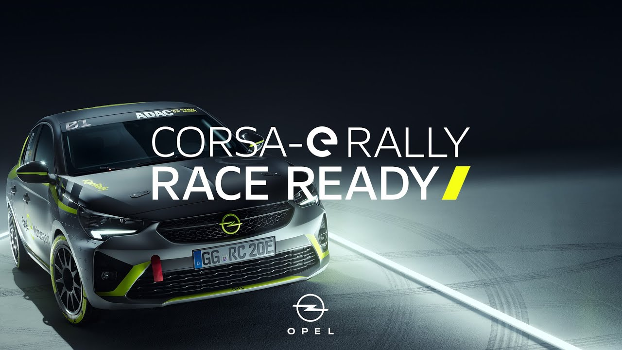 elektroauto-rally mit opel corsa-e startet im mai 2021