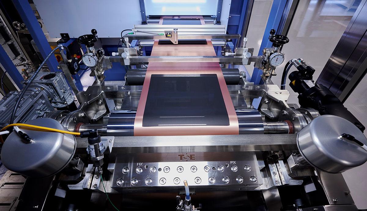 BMW-Batteriezellproduktion