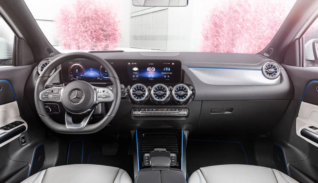 Mercedes EQA-1