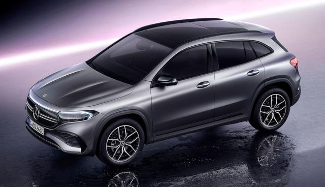 Mercedes-EQA