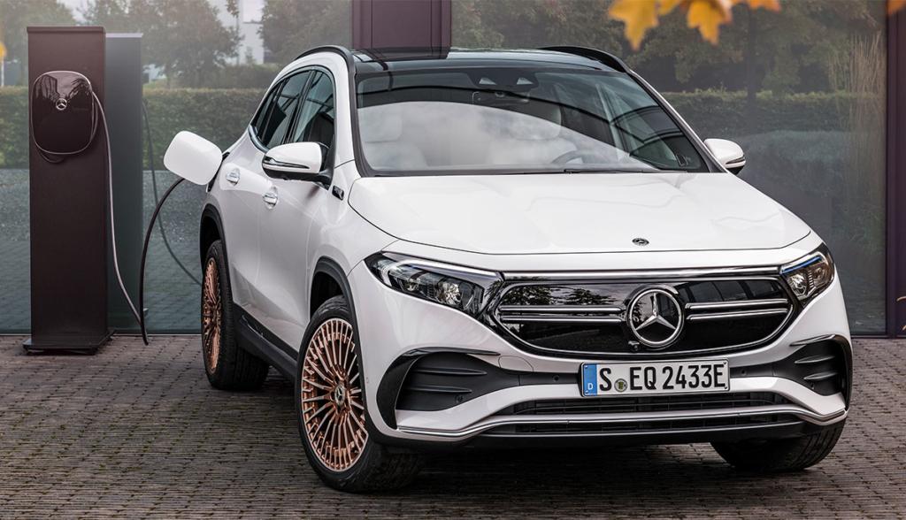 Mercedes EQA-6