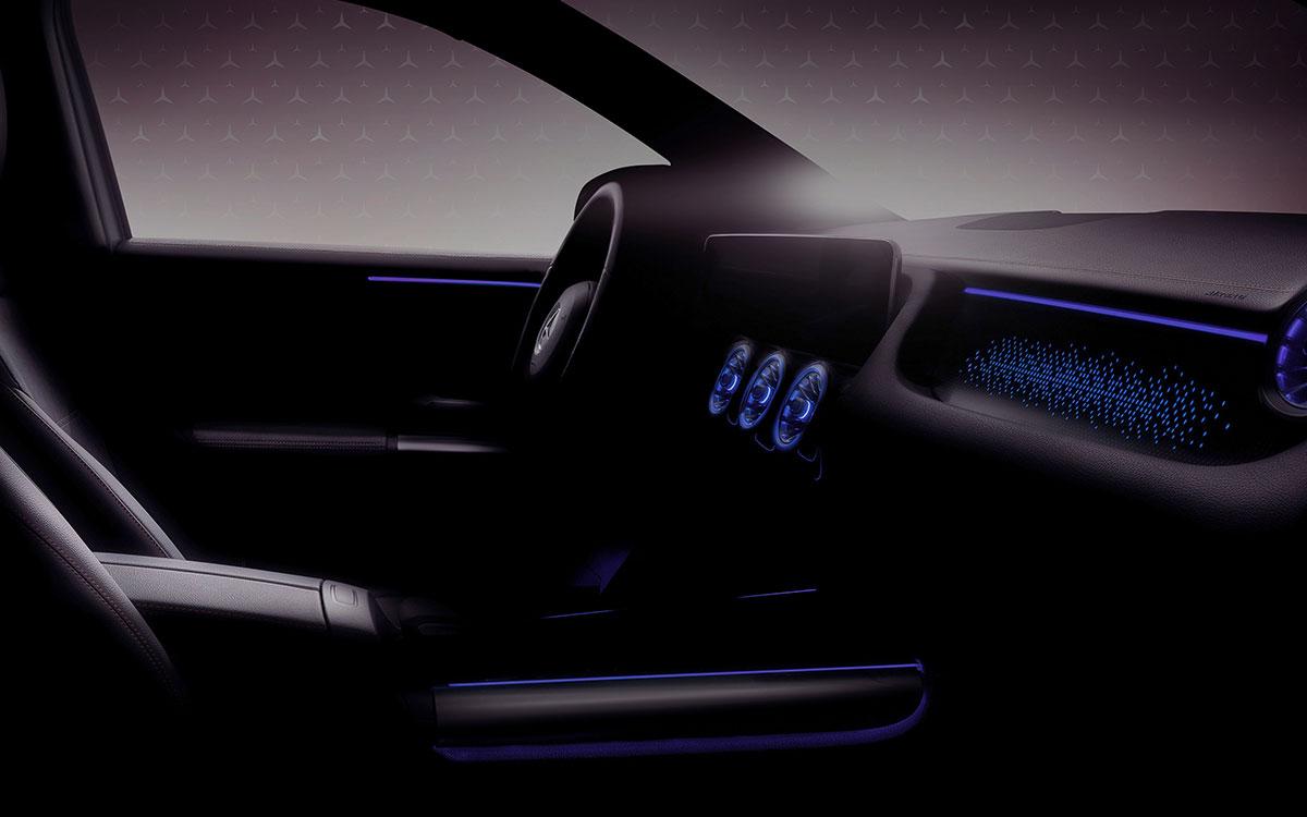 Mercedes-EQA-Interieur