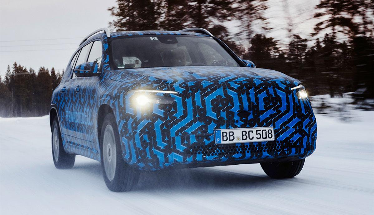 Mercedes-EQB