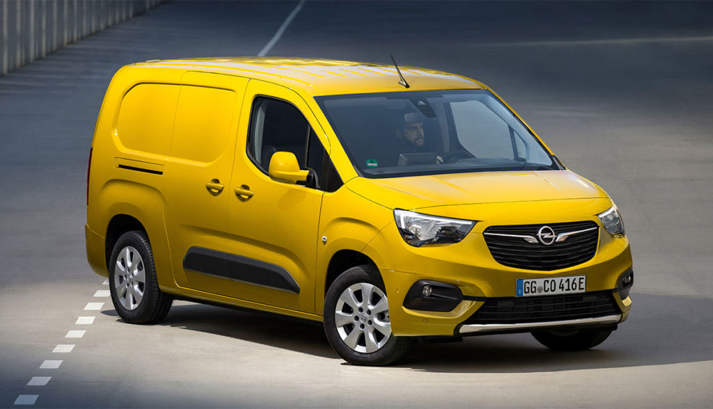 Opel Combo-e Cargo-2