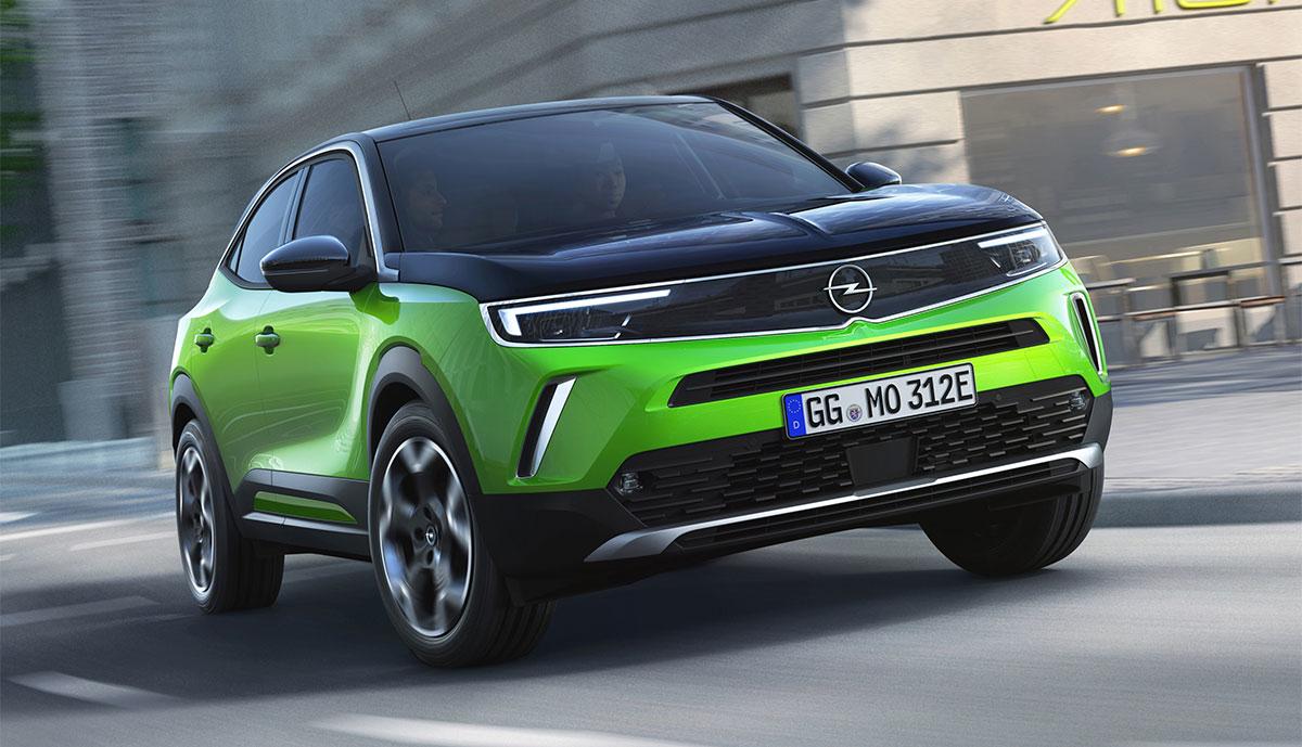 Opel Mokka-e-1