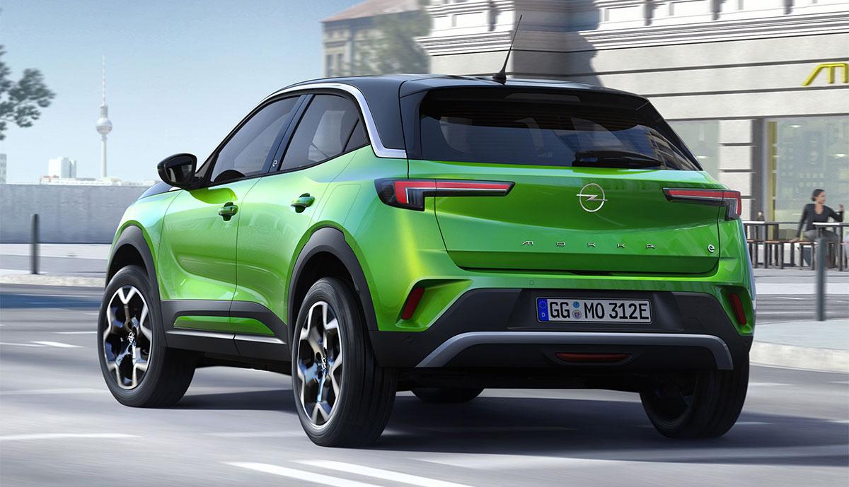 Opel Mokka-e-2