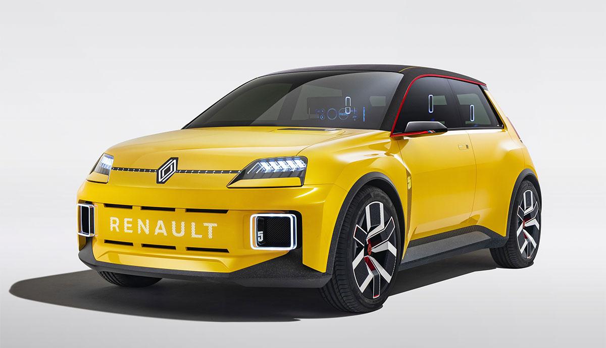 Renault zeigt Elektroauto-Studie Renault 5 Prototyp (Bilder) - ecomento.de