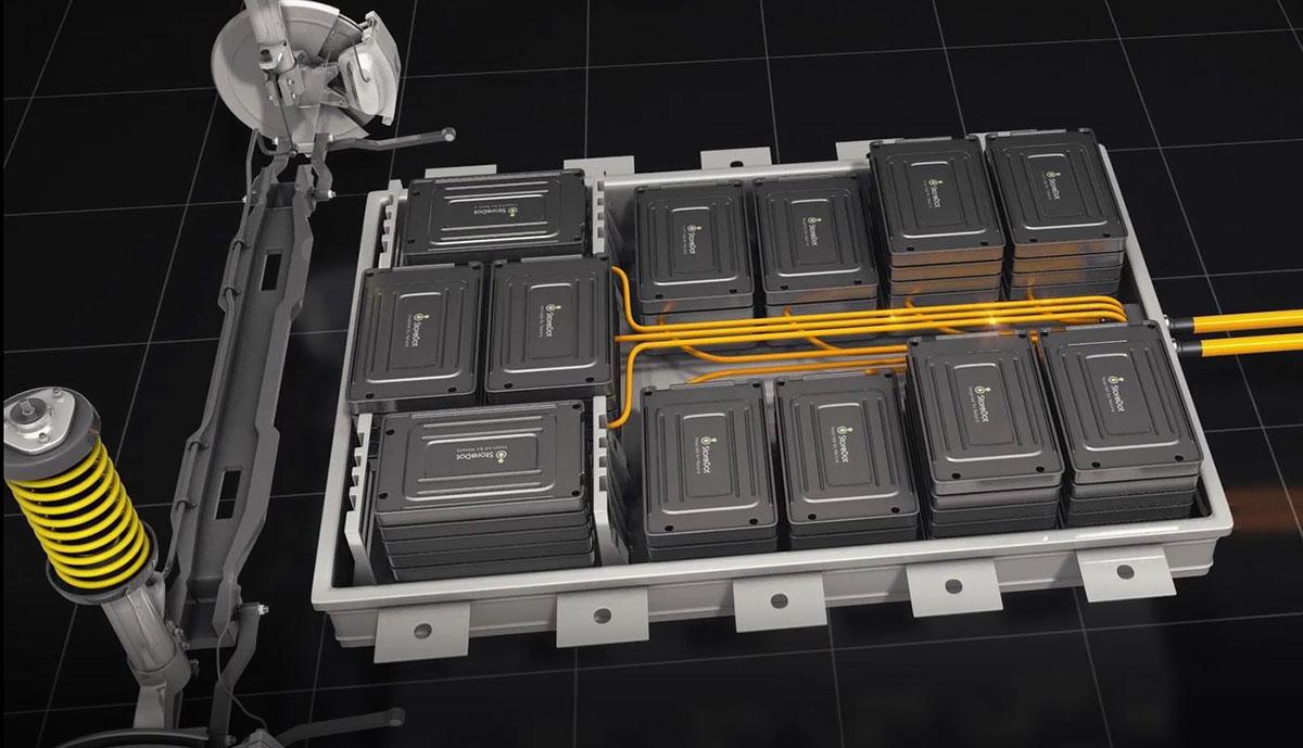 StoreDot-Batterie