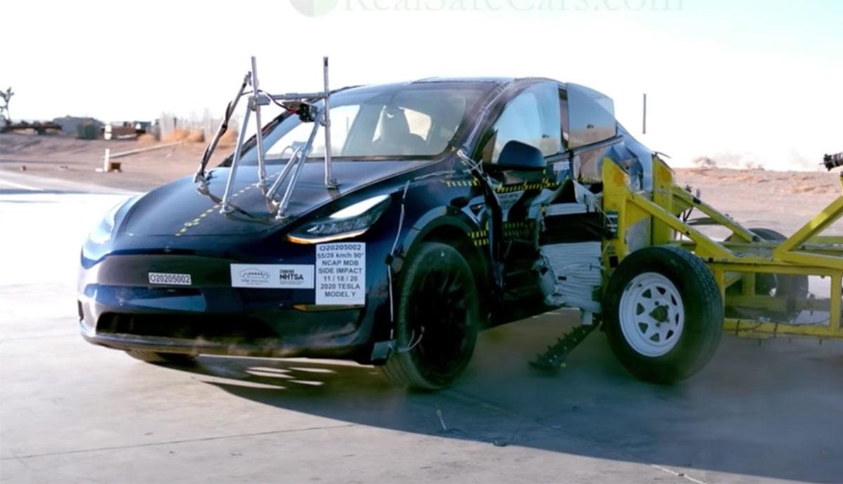 Tesla-Model-Y-Crashtest-NHTSA