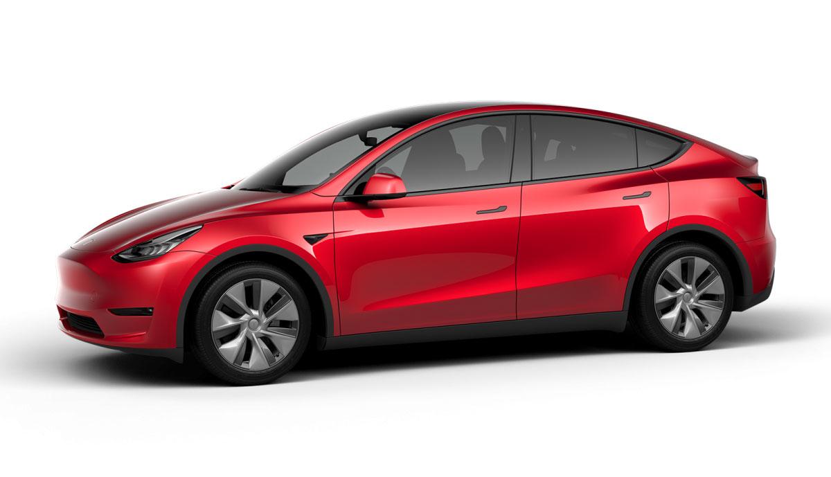 Tesla-Model-Y-rot