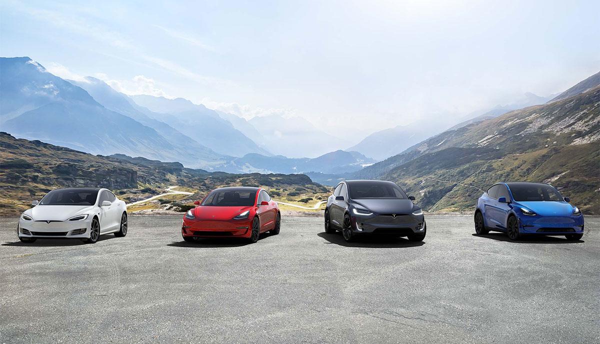 Tesla-Modellpalette-2020