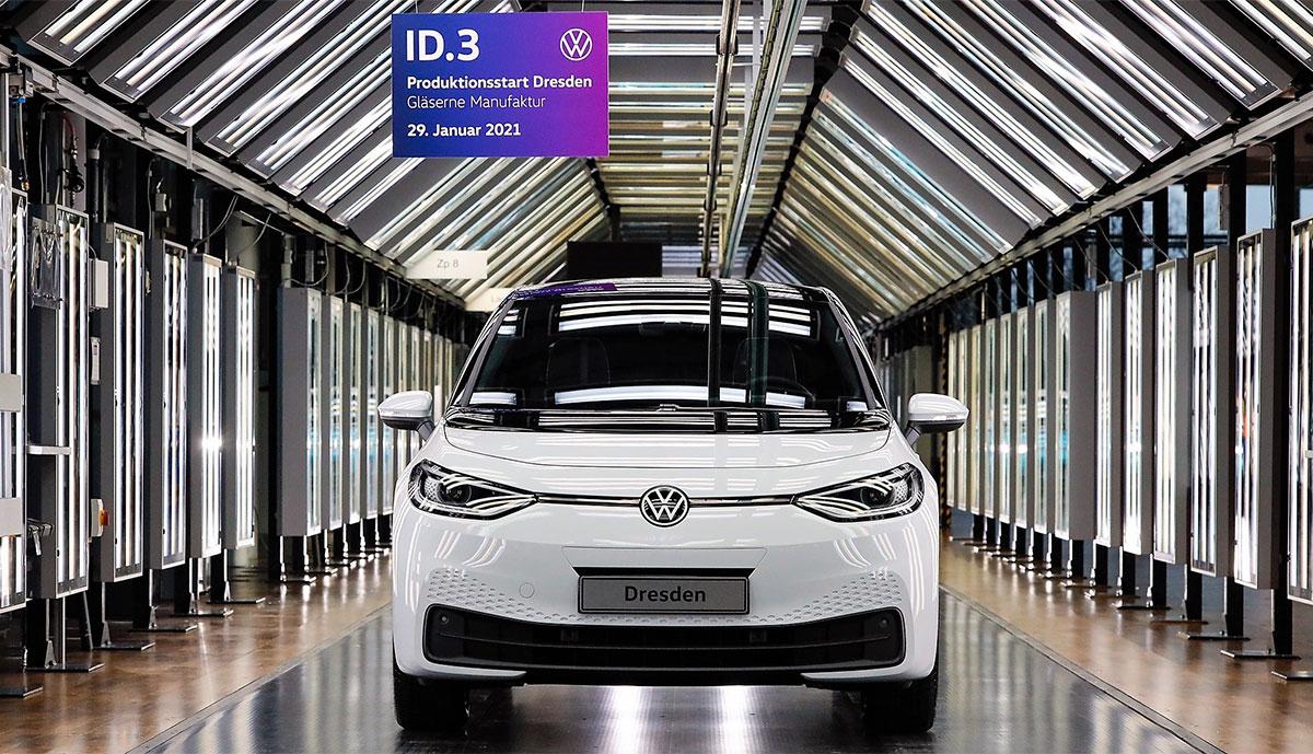 VW-ID3-Dresden-Lichttunnel