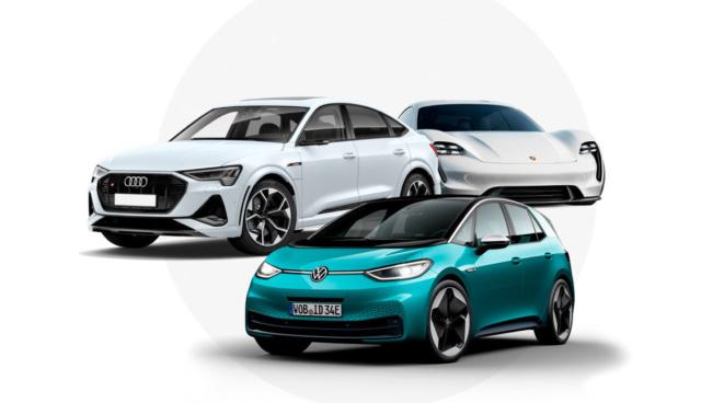 VW-Konzern-Elektroautos