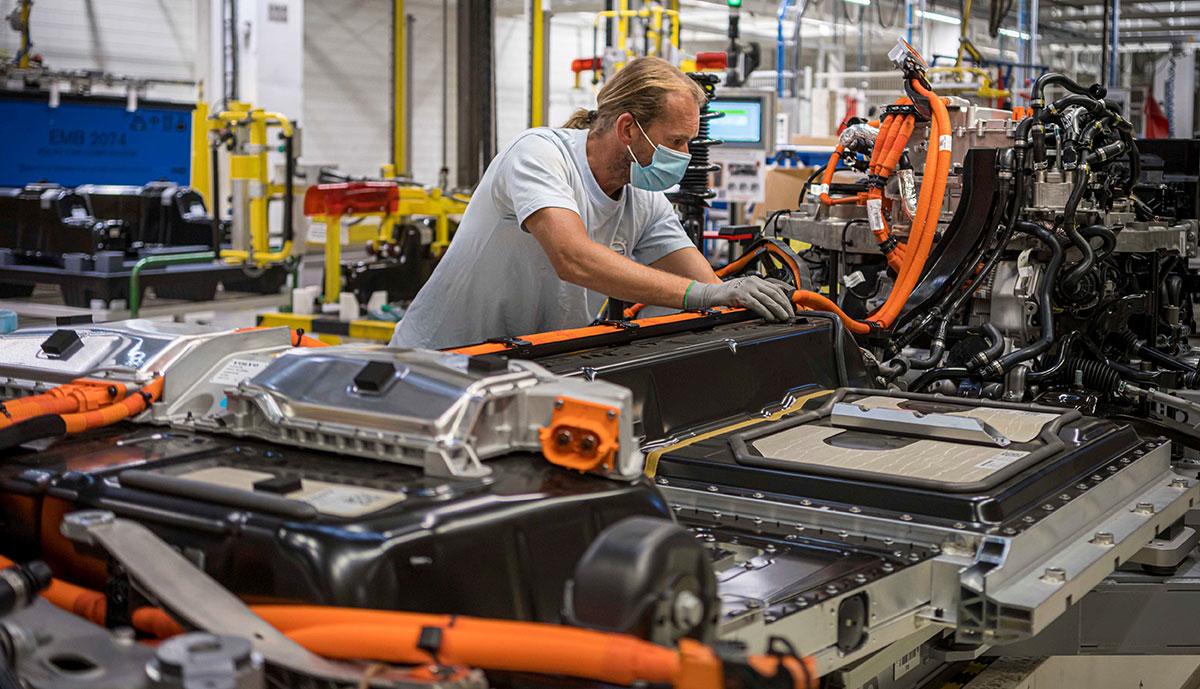 Volvo_Batteriemontage_Gent