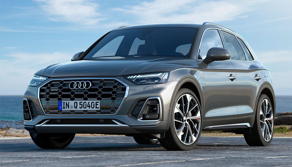 Audi: Plug-in-Hybride Q5, A6 und A7 erhalten größere Batterie für mehr E-Reichweite - ecomento.de
