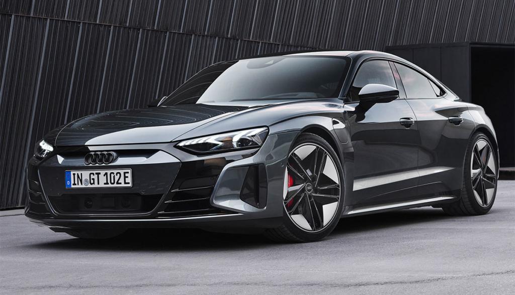 Audi RS e-tron GT-2