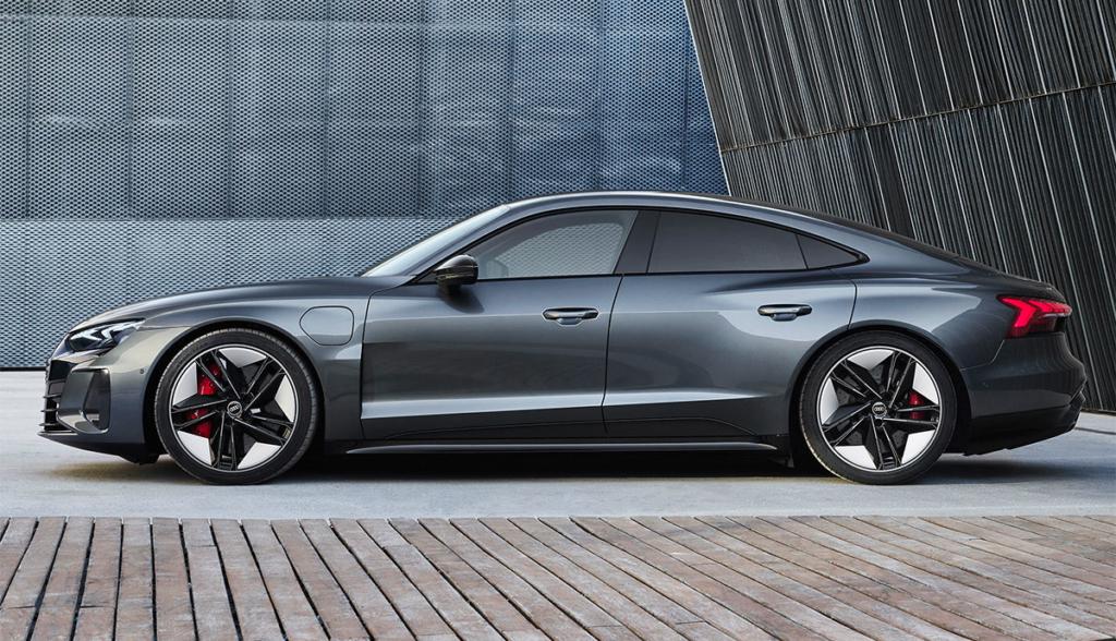 Audi RS e-tron GT-5