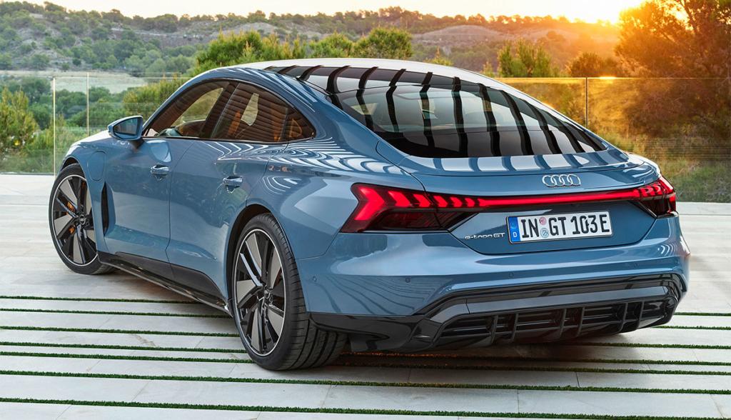 Audi e-tron GT quattro-2