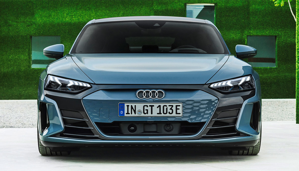Audi e-tron GT quattro-5