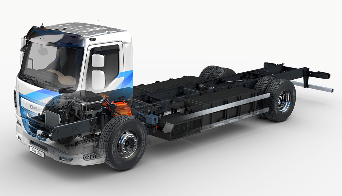 DAF-Trucks-LF-Electric-Technik