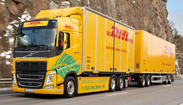 DHL-Freight-Volvo-Elektro-Lkw