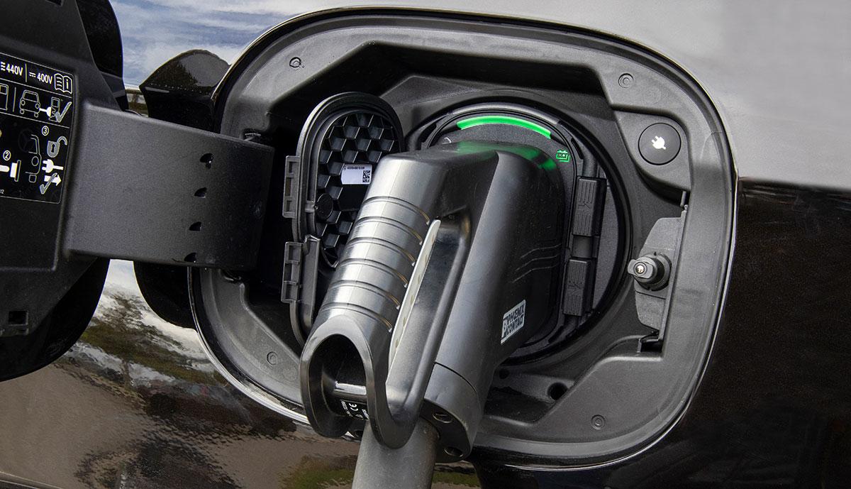 Elektroauto-laedt
