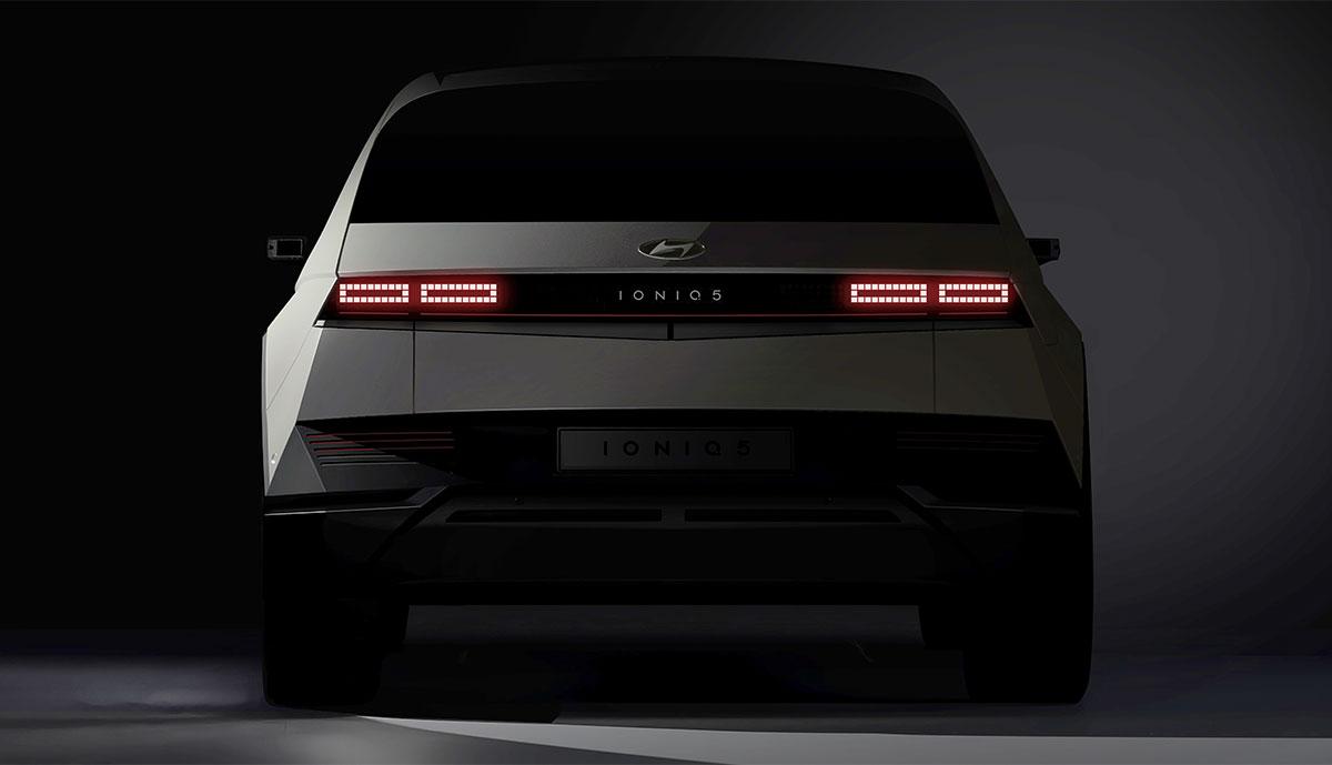 Hyundai Ioniq 5 wird am 23. Februar vorgestellt, Ausblick auf Serien-Interieur - ecomento.de